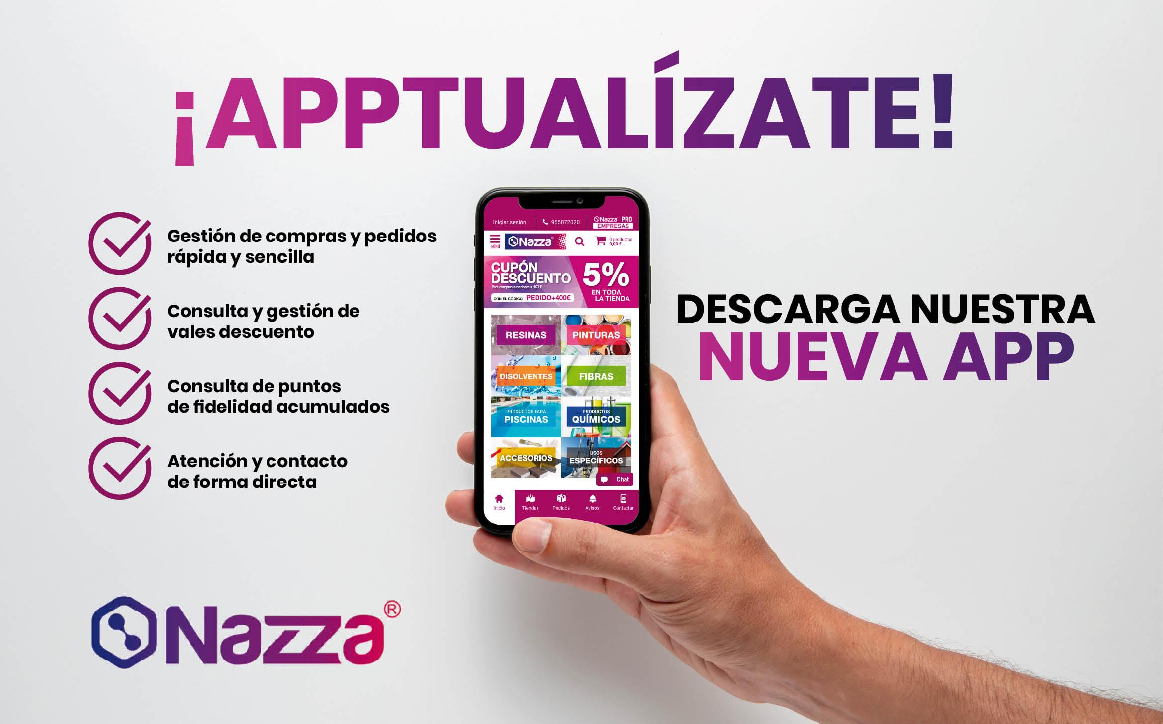 App Nazza