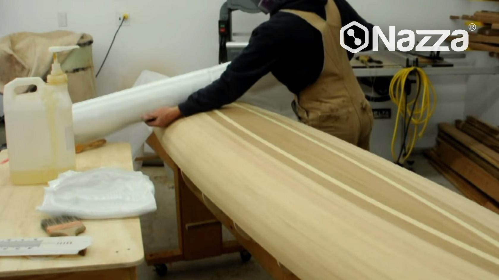 Aplicacion resina epoxy uso naval